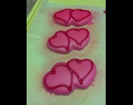 Heart shape cookie